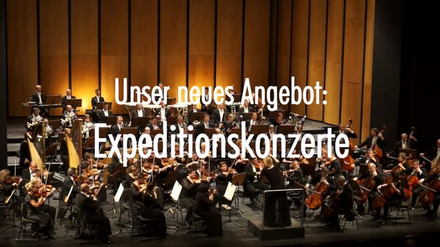 Expeditionskonzerte - Theater Erfurt