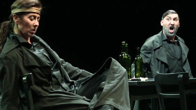THEATER-TV - ADVENTSKALENDER: DIE KRÖNUNG DER POPPEA – Claudio Monteverdi