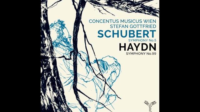 JOSEPH HAYDN / FRANZ SCHUBERT - Concentus Musicus Wien
