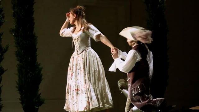 LA FINTA GIARDINIERA - Wolfgang Amadeus Mozart